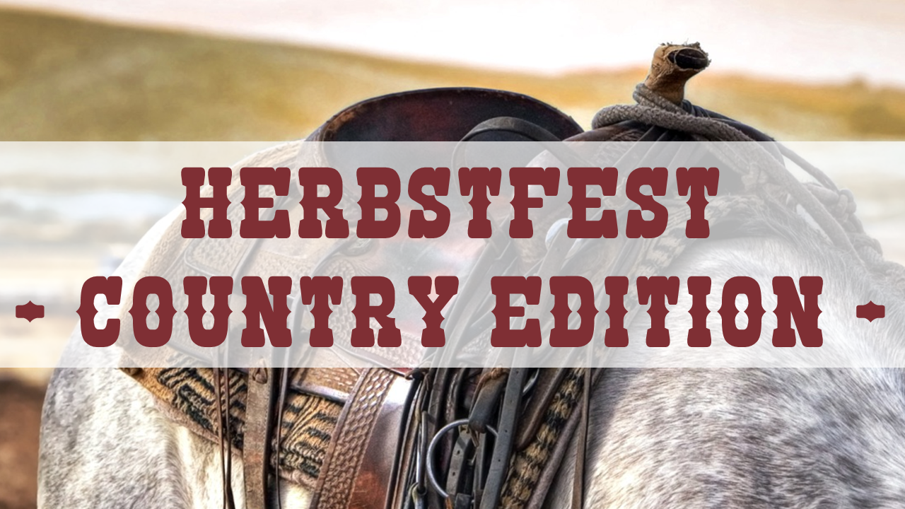 Herbstfest 2017 – Country Edition